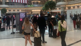 Atlanta airport main checkpoint shut down after TSA agent tests positive for COVID-19