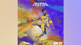 NBA2K21 honors Kobe Bryant with Mamba Edition covers