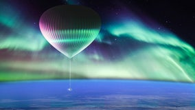 Balloons could soon carry tourists to the edge of space