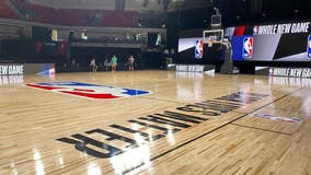 NBA 'Black Lives Matter' court display, socially distanced layout unveiled
