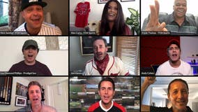 Celebrities, athletes revel with fans in MLB return with Zoom sing-along of 'Take Me Out to the Ball Game'