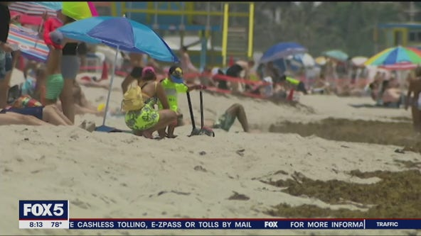 Miami mayor says hospitalizations way up