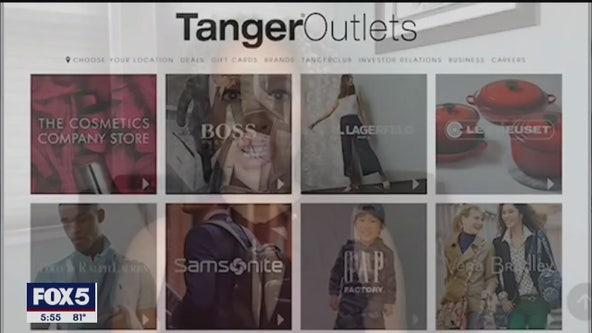 Outlet mall offers virtual shopper program