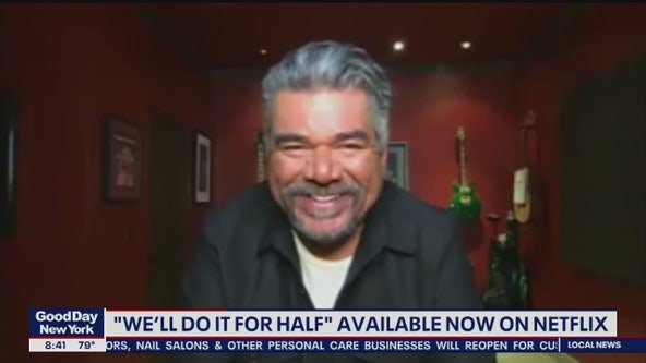 George Lopez stars in Netflix special