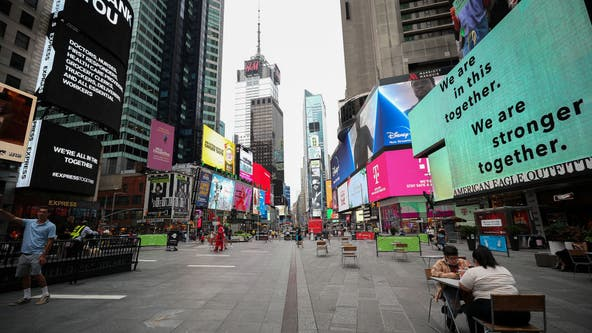 NYC cancels all large events through September 30