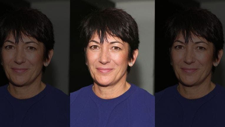 Ghislaine Maxwell is photographed October 18, 2016 in New York City. (Photo by Sylvain Gaboury/Patrick McMullan via Getty Images)