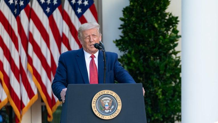 trump white house rose garden tia dufour