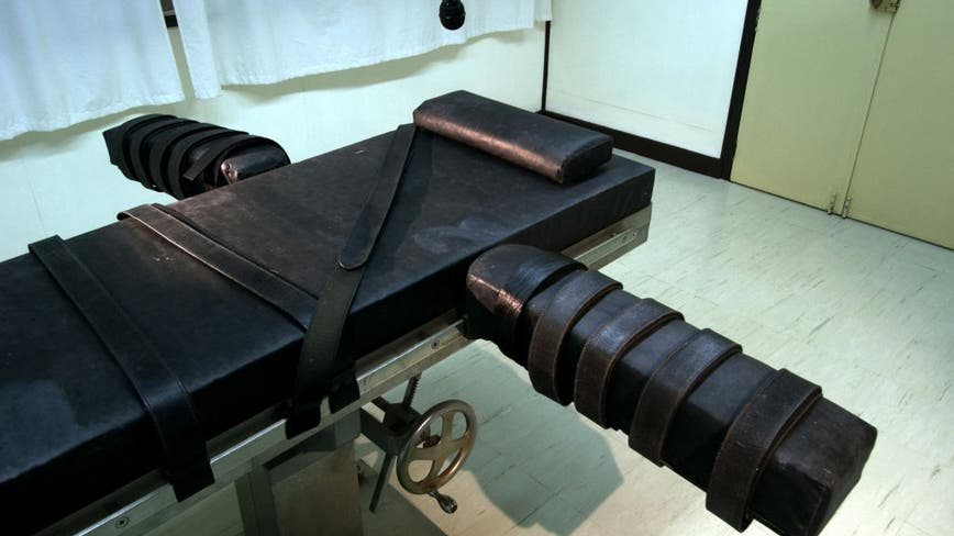 Feds to execute 1st inmate in 17 years for Arkansas murders