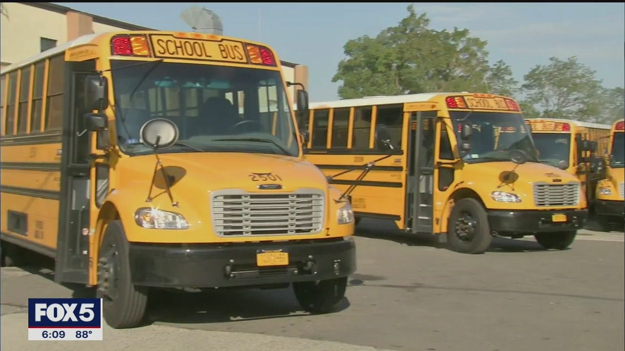 Nyc Education Department Has Not Released School Bus Plan As Reopening Approaches