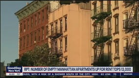 Number of empty apartments in Manhattan reach record high