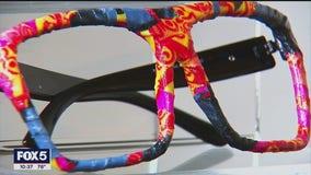 Eyeglasses that really pop with Khandie Woo | Black Entrepreneurs