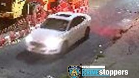 NYPD searching for suspects in Brooklyn drive-by shooting that left 1 injured
