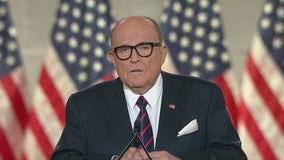 On RNC's final night, former NYC Mayor Rudy Giuliani asks Trump to 'Make America Safe Again'