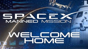 NASA astronauts successfully splashdown in Florida, completing historic SpaceX manned mission