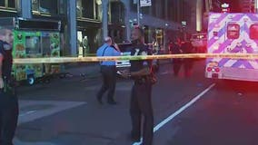 Man shot in Times Square