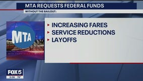 MTA requesting federal funding