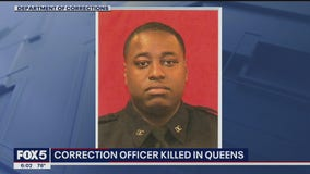 Correction officer killed in Queens