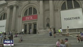 Metropolitan Museum of Art reopens with coronavirus restrictions