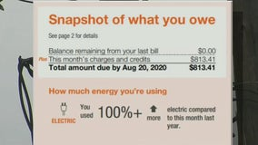 Power bill shock:  People seeing bills double in New Jersey