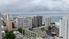Dark clouds gather as Puerto Rico preps for Tropical Storm Laura