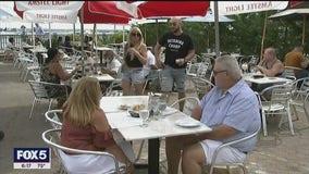 Restaurants hope for return of indoor dining in NJ