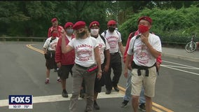 Guardian Angels back on patrol in New York City