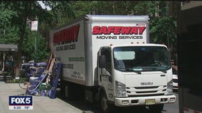 Moving companies swamped with customers trying to leave NYC