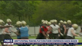 Army football to play season despite pandemic
