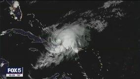 Tropical Storm Isaias hits Florida