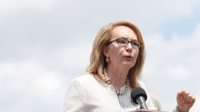 'I have not lost my voice': Former Arizona Rep. Gabrielle Giffords spoke at the Democratic National Convention