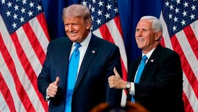 RNC Day 1: Parade of supporters paint Trump's re-election as pivotal to avoid grim future