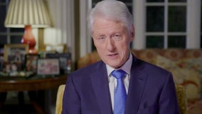 'There's only chaos': Bill Clinton slams Trump's handling of COVID-19 pandemic in 2020 DNC speech