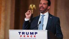 Trump Jr. name-calls Biden, girlfriend Kimberly Guilfoyle lauds president in fiery RNC speeches