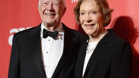 Former first lady Rosalynn Carter celebrates 93rd birthday