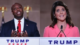 SC Republicans Nikki Haley, Tim Scott cite racial progress in US at RNC