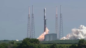 SpaceX marks historic 100th launch