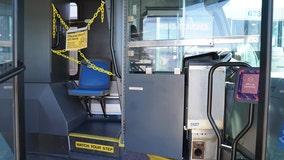 MTA bus fare collection resumes Aug. 31