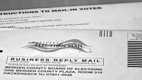 New Jersey approves voting by mail in November election