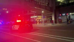 Minneapolis Police: 2 officers injured during Wednesday night unrest, 1 incident caught on video