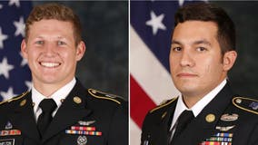 Army identifies soldiers killed in Black Hawk helicopter crash off California
