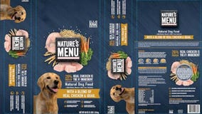 Dog food recalled over salmonella concerns: FDA