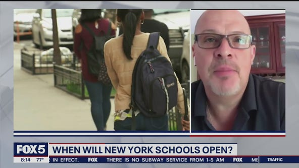 Union says safety is lacking in NYC reopening plan