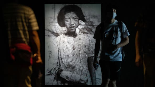 Hiroshima survivors worry that world will forget