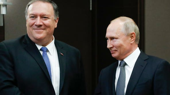 US State Department says Russia pushing disinformation in online network