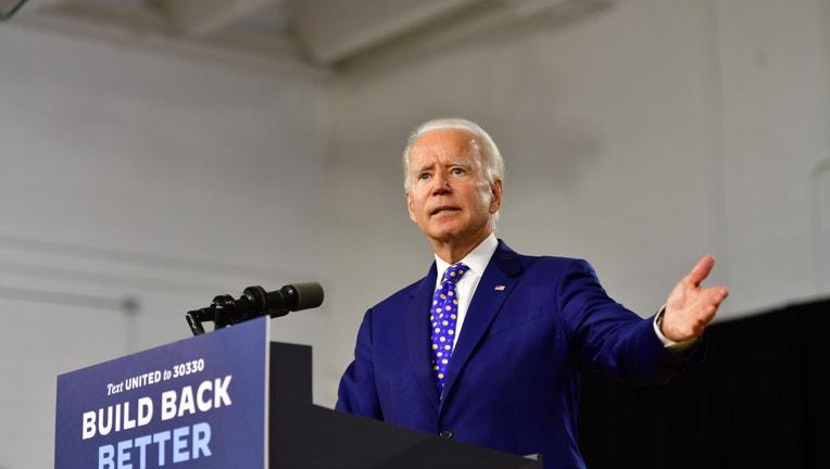 Joe Biden GETTY