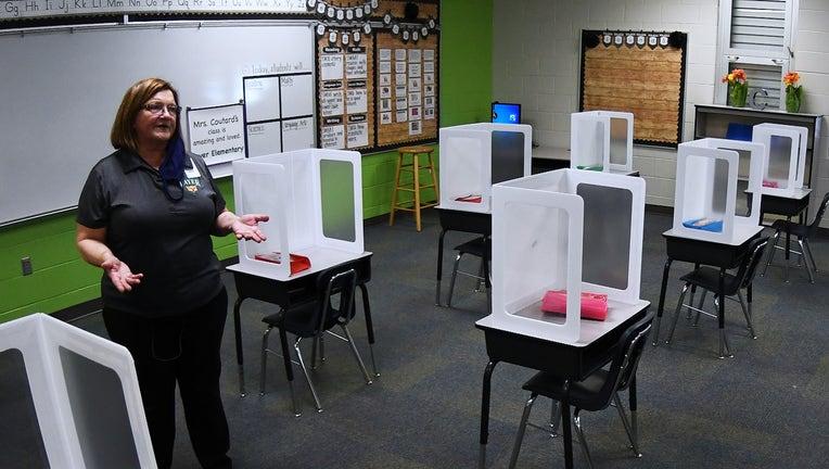 Florida Schools Prepare To Open