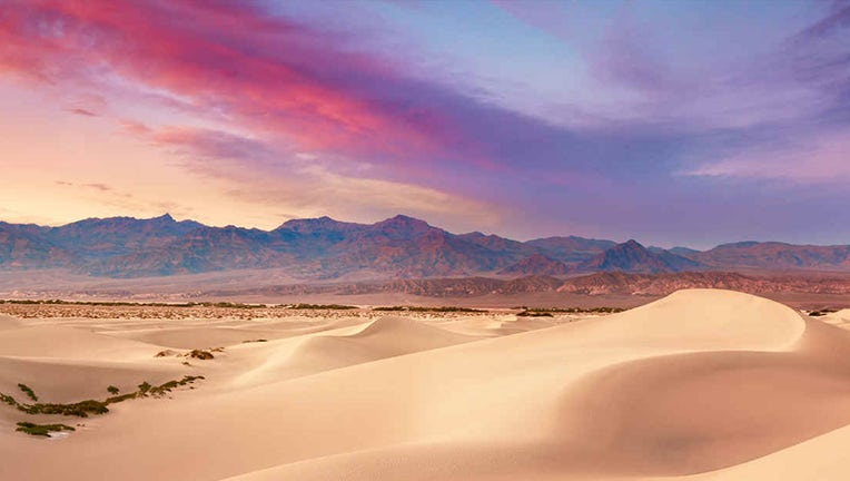 california death valley
