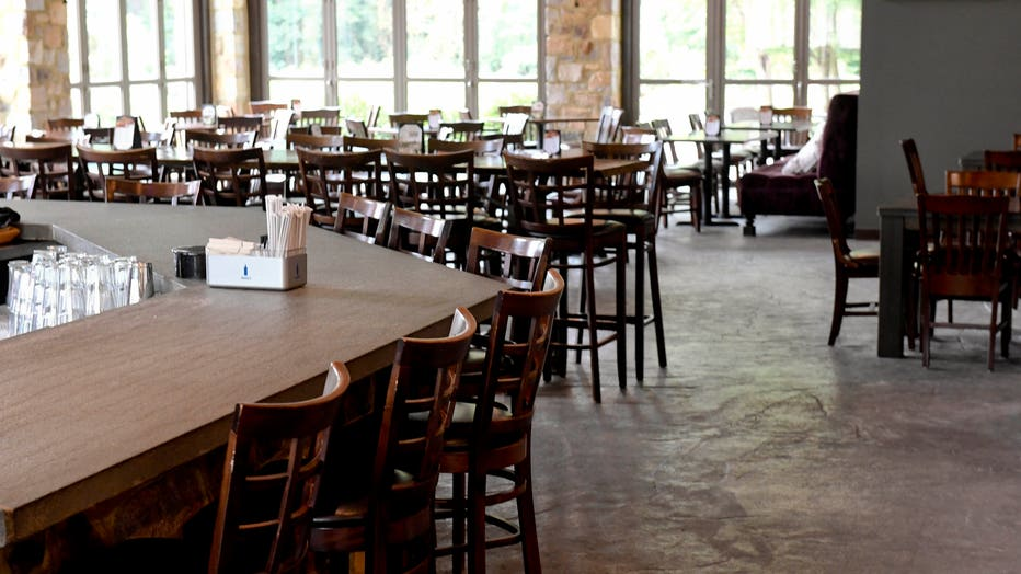 Restaurant in Pennsylvania Tries To Adapt To More Stringent Requirements To Prevent Spread Of COVID-19