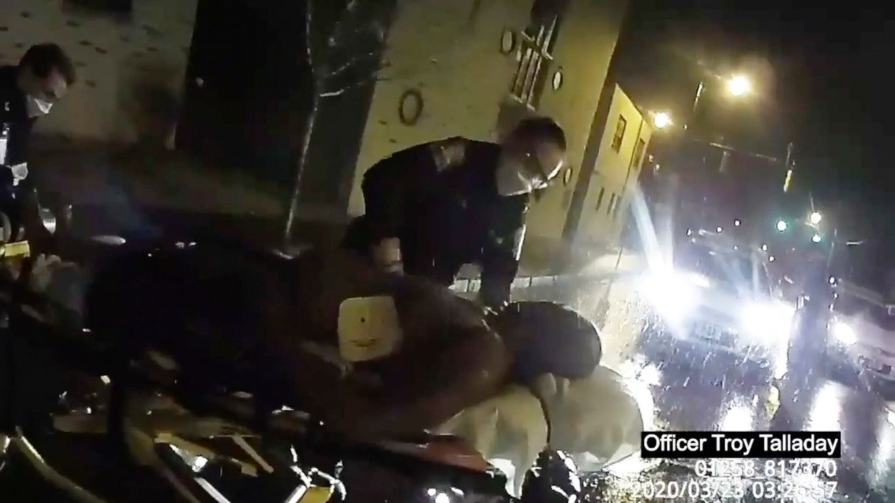 Rochester cops put hood on Black man killed by