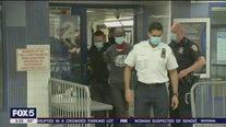 Arrest in subway derailment